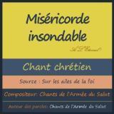 miséricorde insondable